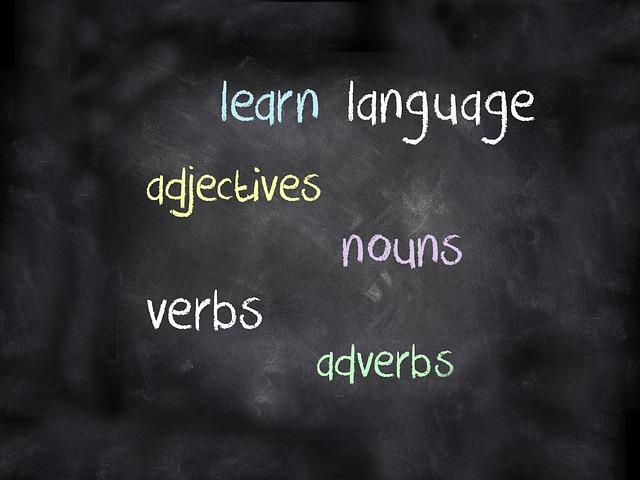 Ett språk i förändring